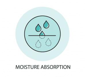 moisture-absorption